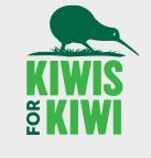 Kiwis for Kiwi logo