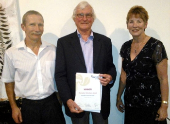 Encore Award Winners, 2012 - Rimutaka Forest Park Trust